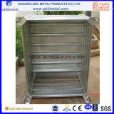 カスタマイズされた電流を通された鋼鉄ボックスパレット(EBILMETAL-SBP)