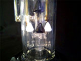De prachtige Pijp van het Glas voor het Roken van de Tabak