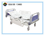 (A-40) 아BS 침대 헤드를 가진 움직일 수 있는 3 기능 수동 병상