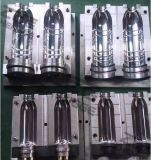 Semi автоматическая машина дуновения бутылки любимчика отливая в форму, машина прессформы дуновения бутылки воды