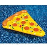 Heißes Verkaufs-Sommerswim-Feld Belüftung-aufblasbarer Pizza-Pool-Gleitbetrieb
