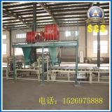 La cadena de producción de la tarjeta de la decoración de la preservación del calor de la pared