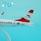 Plastic Ambacht Oostenrijkse 26cm het Model van erj-195 Vliegtuigen voor Verkoop