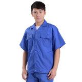 Uniforme casuale blu del lavoro del Workwear all'ingrosso degli uomini