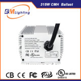 Fabricante 315W haleto de metal cerâmico Grow Light Digital Lastro eletrônico
