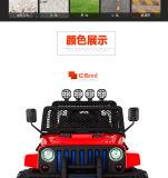 Езда малышей на батарее дистанционного управления - приведенном в действие электрическом автомобиле LC-Car-103 игрушки RC