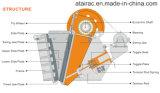Дробилка челюсти гранита 600*900
