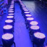 IGUALDAD de la decoración LED de la etapa de la Navidad de la iluminación RGBW 120X3w de DJ