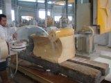 وشهد حجر رخام جرانيت CNC الماس قطع الأسلاك آلة