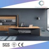 Modernes Möbel-Metallhölzerner Executivdirektionsbüro-Tisch