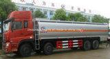 Petrolero Dongfeng 40000 L resistente carro de 40 Cbm del depósito de gasolina