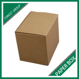 Kraft гофрировал коробку упаковки для сбывания (FP7026)