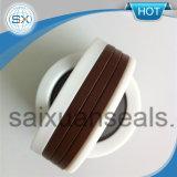 Imballaggio a forma di V di alta qualità Leather/PTFE/Ufe