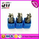 Jinoo는 단단한 탄화물 끝 선반 제조자 HRC45 직경 2.5mm를 입혔다