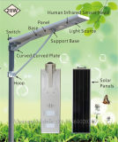 통합 태양 LED 가로등 정가표 5 년 보장