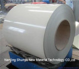 PPGI ha galvanizzato le lamiere di acciaio preverniciate/bobina d'acciaio ricoperta colore con la pellicola di protezione