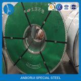 Bobina del acero inoxidable del final 309S del Ba de Tisco con la capa del PVC
