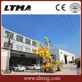 中国のログのグラバーのローダー15トンのログの前部ローダー