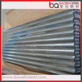 Placa de chapa de acero galvanizado caliente-sumergida para la venta