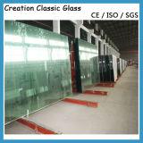 glas van de Vlotter van de Bouw van het Glas van de Vlotter van het Glas van 119mm het Duidelijke Duidelijke