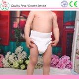 Utilisation de bébé superbe légèrement de la couche-culotte de bébé dans la couche de couche-culotte de Guangzhou
