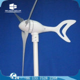200W Pmg van de As van 12V/24V de Horizontale Turbine van de Wind van de Generator van de Wind Kleine