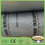 Manta incombustible de NBR/PVC del caucho 30m m de la hoja plástica de la espuma con el Fsk
