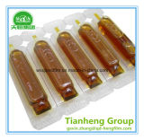Пленка PVC/PE твердая для жидкостной медицинской упаковки продукта