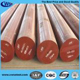 Acero caliente de acero 1.2344 del molde del trabajo de la barra redonda