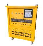 tratamiento térmico de la autógena del poste del transformador de la fuente de energía 100kVA para precalentamiento y la tubería de Pwht