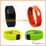 Podómetro esperto esperto do bracelete do bracelete do bracelete de relógio E02