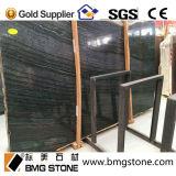 Brame de pierre de marbre de forêt noire pour le pavage de plancher