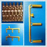 주문을 받아서 만들어지는 OEM 정밀도 각인 부속 전기 끝 연결관 (HS-DZ-0055)