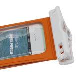 Recorrido universal que nada el bolso seco del iPhone impermeable para 5.5 pulgadas