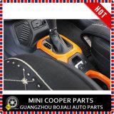 De auto Bijkomende ABS Materiële Oranje Dekking van de Houder van Cover&Cup van het Toestel van de Verschuiving van de Stijl voor het Model van de Apostaat (2PCS/SET)
