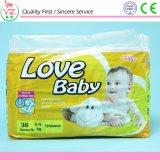 Tecido 2017 descartável de venda do bebê do produto de pano do bebê o melhor