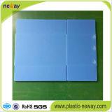 Envase de plástico acanalado del uso industrial de pila de discos y de la característica reciclable