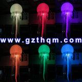 Aufblasbarer Qualle-Ballon/aufblasbarer bekanntmachender LED-Ballon