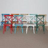 خشبيّة تأجيريّ عرس صليب ظهر كرسي تثبيت بالجملة ([أوف-205])