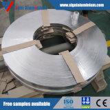 Fornecedores de alumínio folheados de condução da tira/folha de dois lados