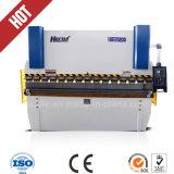 Blatt-Ausschnitt-verbiegende Maschine CNC-Presse-Bremse des Stahlbieger-Wc67y-80t/2500 hydraulische