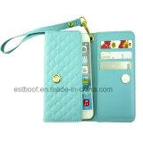 [بو] هاتف حالة مع محفظة/محفظة هاتف حالة [إيفون] محفظة
