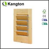 木製シャッターまたはルーバードア(KD04D) (シャッタードア)