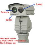 камера IP PTZ лазера HD Vison ночи 1km международная (SHJ-HD-TE-SC)