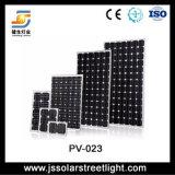 高性能とモノクリスタル太陽電池パネル24V 250W