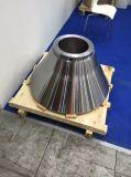 Piezas que trabajan a máquina de la alta precisión del CNC del acero