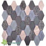 Белые плитки мозаики PVC отражательные (TG-OWD-977)