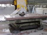 La cortadora de piedra automática para el puente de la encimera/de las losas vio (HQ400/600)