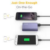 Banco rápido da potência da carga 10000mAh para Smartphone