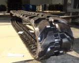 Kipper-Spur-Gummi-Spur der Ersatzteil-400*72.5kw*70